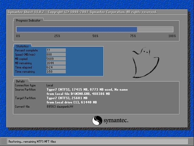 深度技术 Ghost Win10 64位 装机版 v2018.02