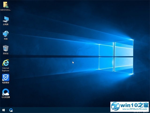 深度技术 Ghost Win10 64位 纯净版 v2019.09